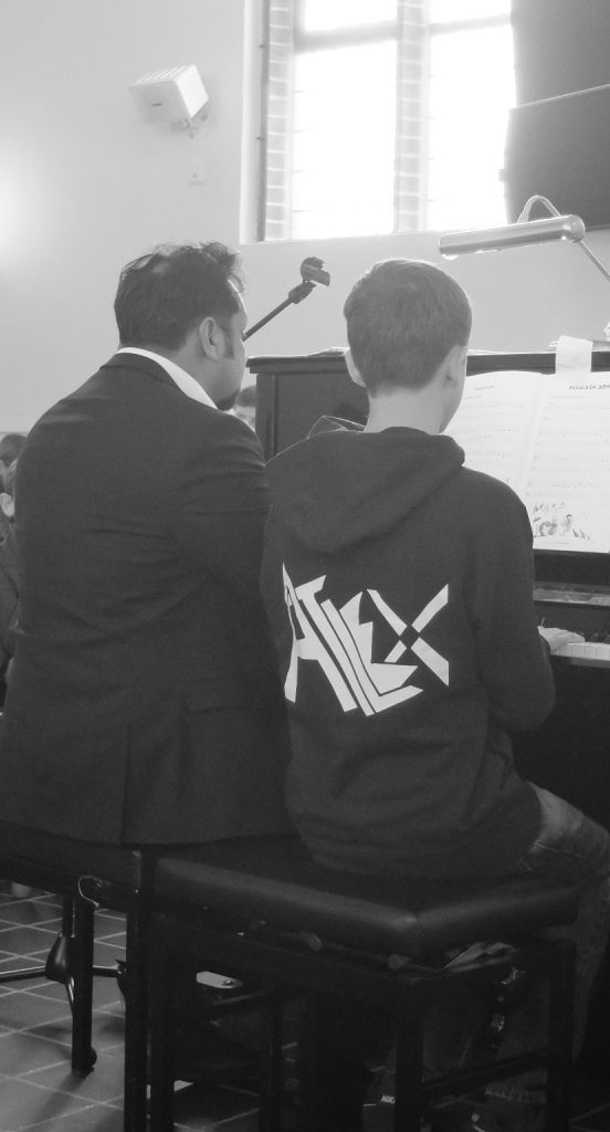 Rajesh-muziekschool