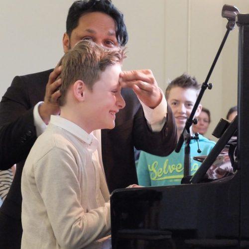 piano kinderen