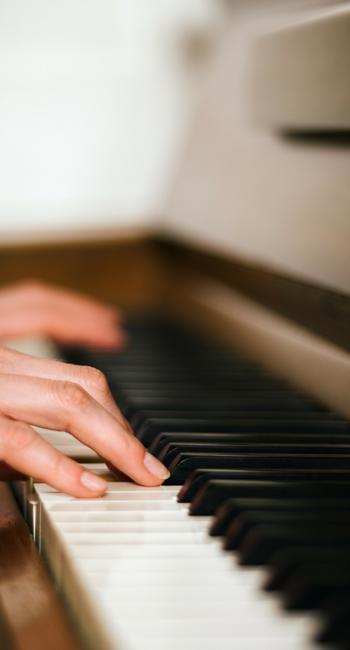 piano volwassenen